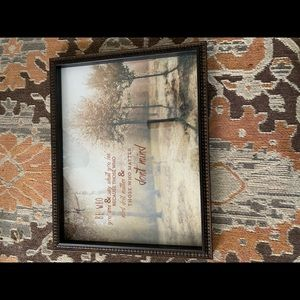 Set of two rustic shadowbox wall arts